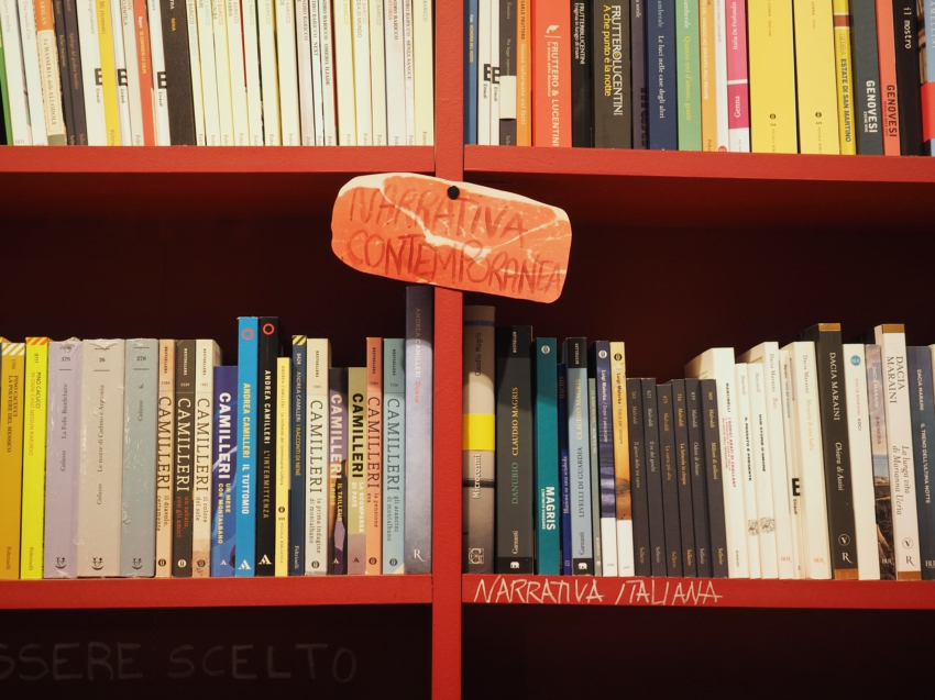 Piola Libri, Brussels - S Marks The Spots Blog