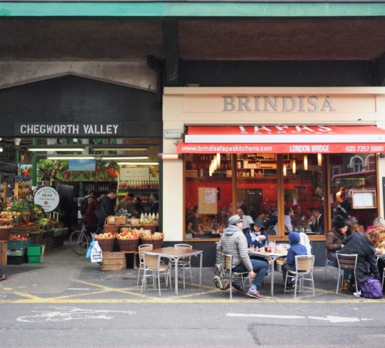Borough Market, London - S Marks The Spots Blog