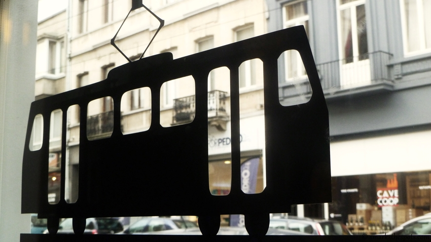 Les Super Filles du Tram, Brussels - S Marks The Spots Blog
