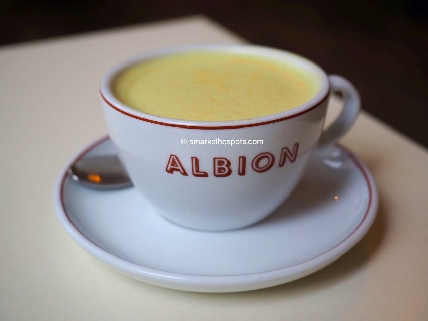 Albion, London - S Marks The Spots Blog