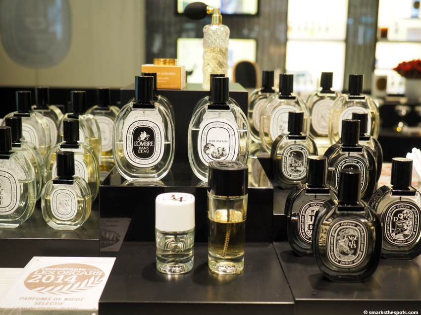 Diptyque s marks the spots for 34 boulevard saint germain paris