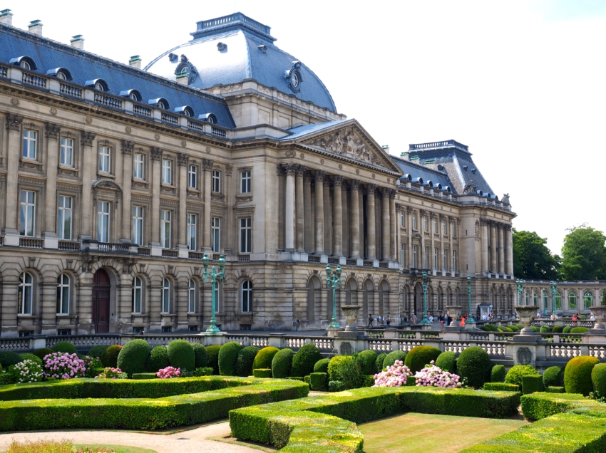 Royal Palace, Brussels - S Marks The Spots Blog