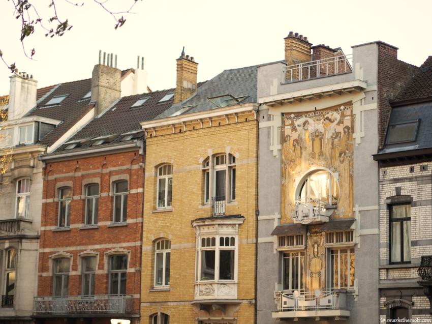 Maison Cauchie, Brussels - S Marks The Spots Blog