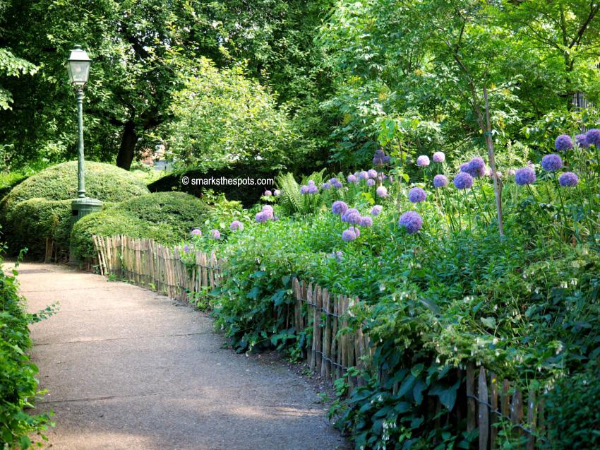 Park Tenbosch, Brussels - S Marks The Spots Blog