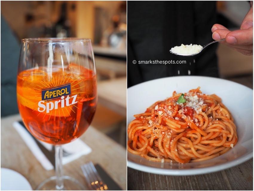 Gazzetta, Brussels - S Marks The Spots Blog