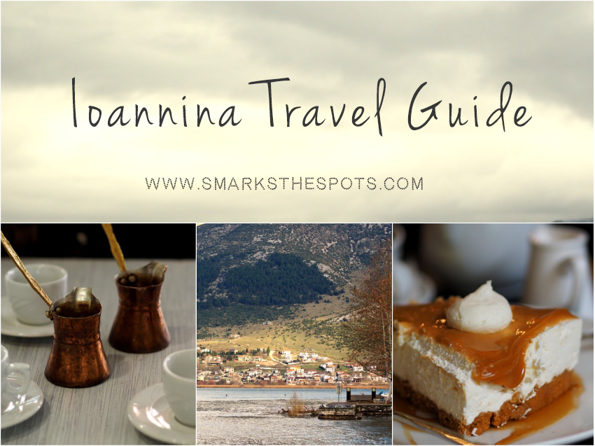 Ioannina Travel Guide - S Marks The Spots