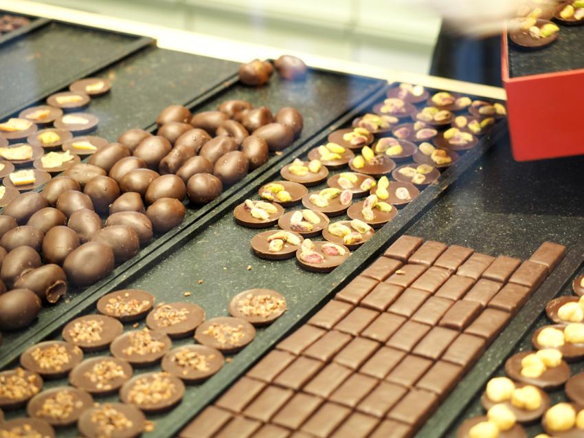 Laurent Gerbaud chocolatier, Brussels - S Marks The Spots Blog