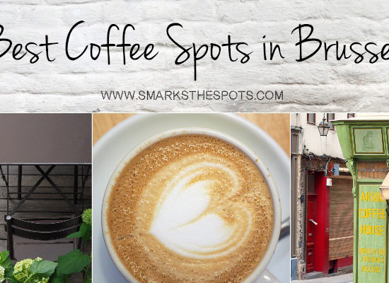 Best Coffee Spots in Brussels - S Marks The Spots