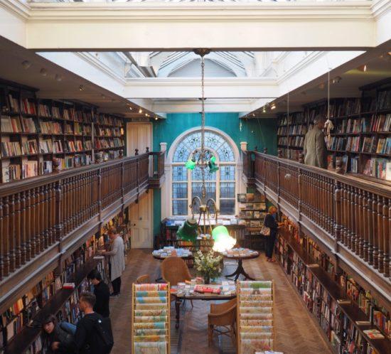 Daunt Books, London - S Marks The Spots Blog