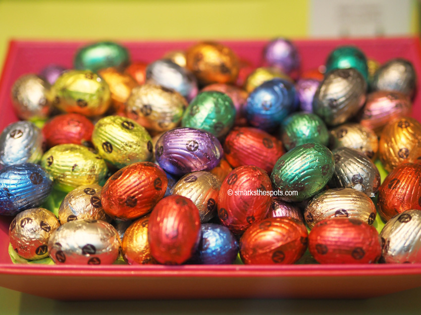 Easter chocolate - S Marks The Spots Blog