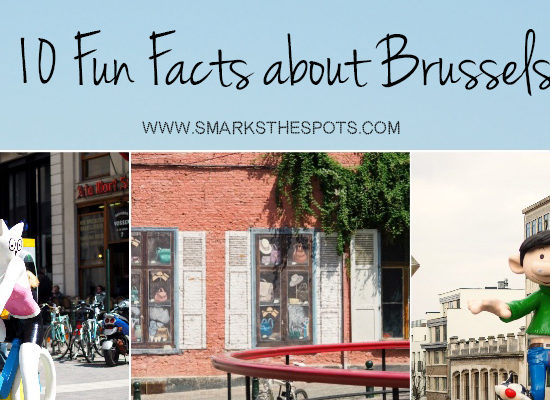 10 Fun Facts about Brussels - S Marks The Spots Blog