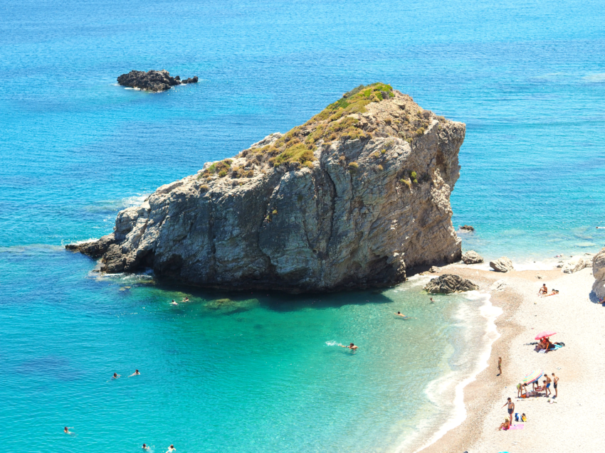 TRAVEL GUIDE: KYTHIRA, GREECE - S Marks The Spots