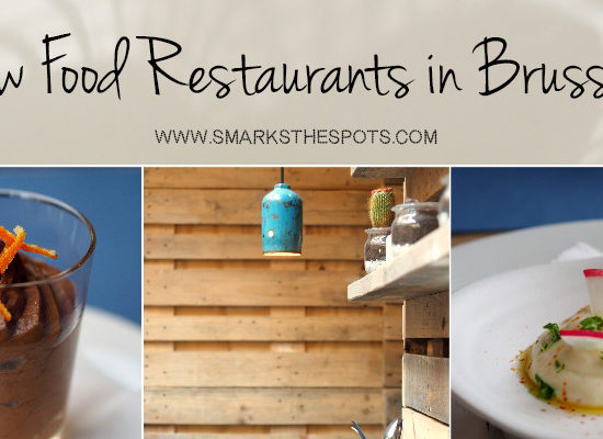 Slow Food Restaurants in Brussels - S Marks The Spots