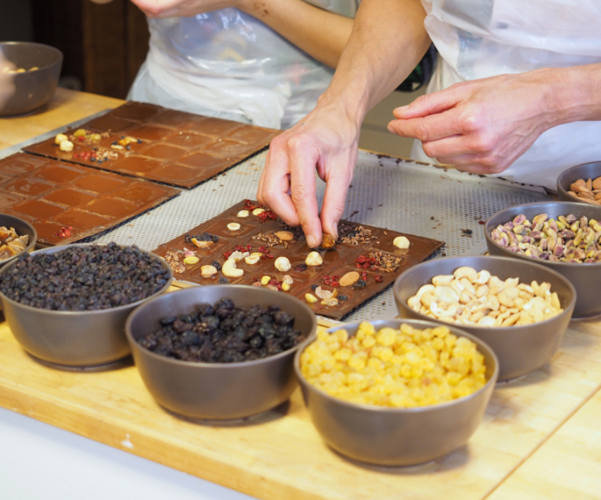 Chocolate Making Workshop, Brussels - S Marks The Spots Blog