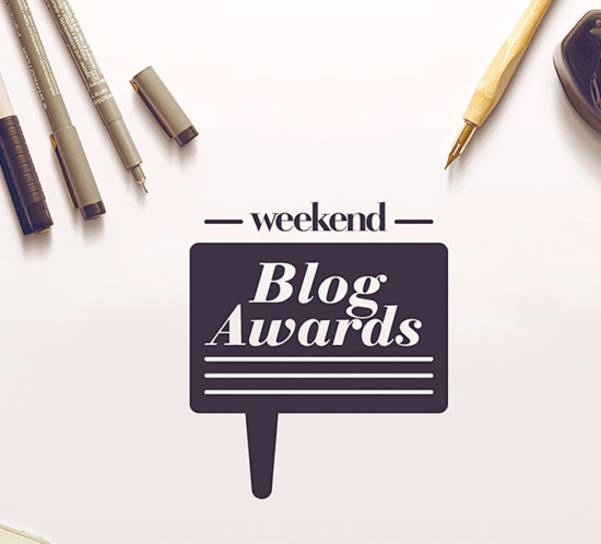 Weekend Blog Awards - Best Travel & City Blog - S Marks The Spots
