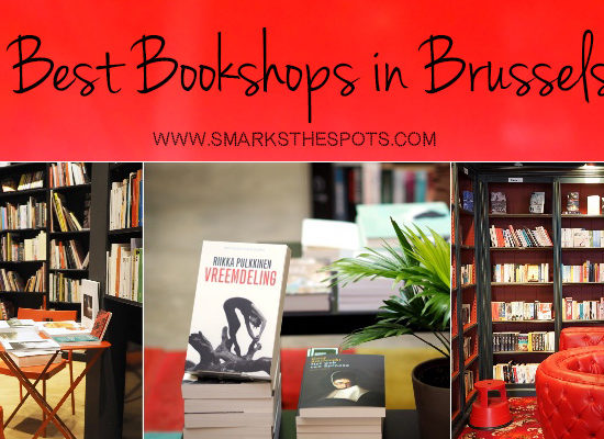 Best Bookshops in Brussels - S Marks The Spots