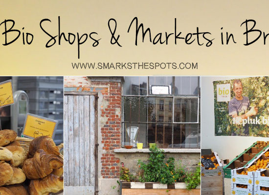 Best Bio Shops & Markets in Brussels - S Marks The Spots