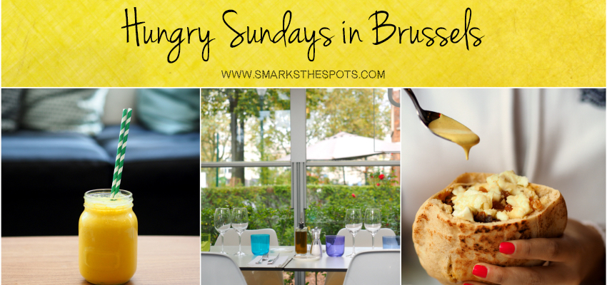 Where to Eat on a Sunday in Brussels - S Marks The Spots Blog