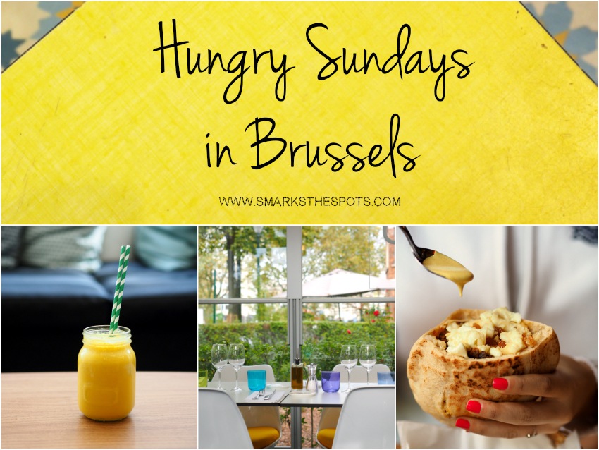 Hungry Sundays In Brussels S Marks The Spots