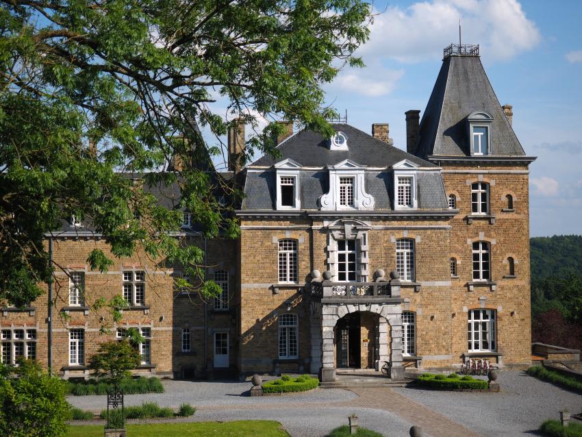 Chateau de la Poste, Belgium - S Marks The Spots Blog