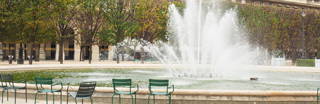 Jardin du Palais Royal, Paris - S Marks The Spots Blog