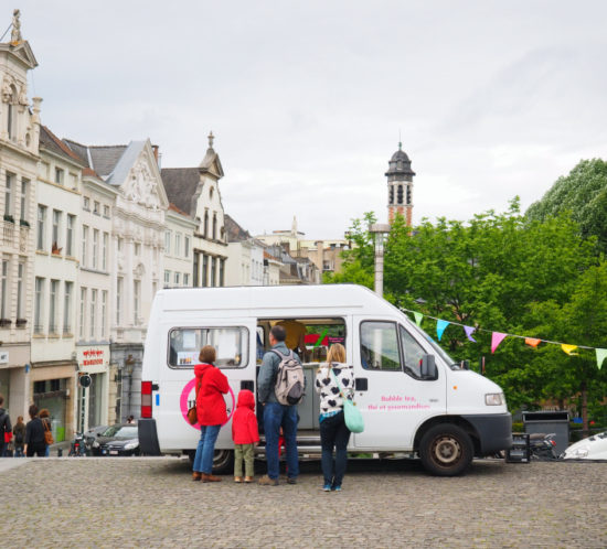Brussels Food Truck Festival - S Marks The Spots