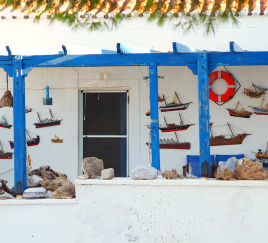 Kythira, Greece Photo Diary - S Marks The Spots