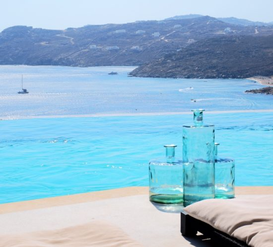 Utopia Luxury Resort, Mykonos - S Marks The Spots