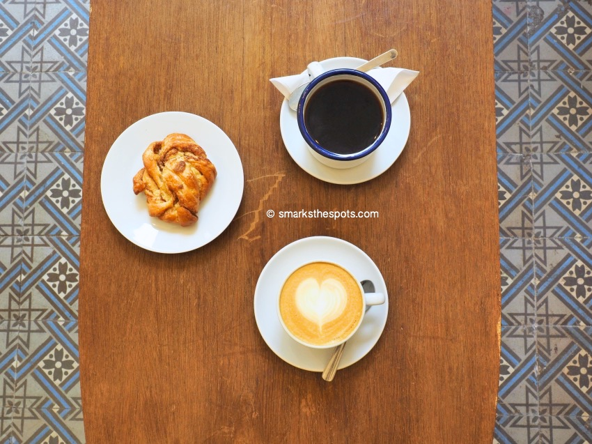 Fika, Brussels - S Marks The Spots
