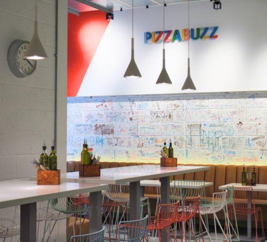 PizzaBuzz, London - S Marks The Spots Blog