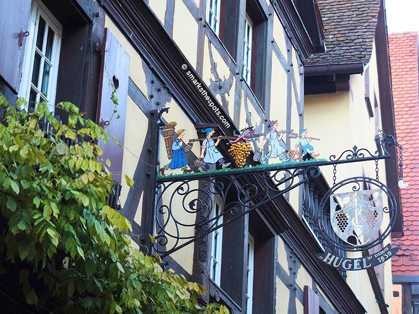 Vlog: Christmas in Alsace - S Marks The Spots Blog