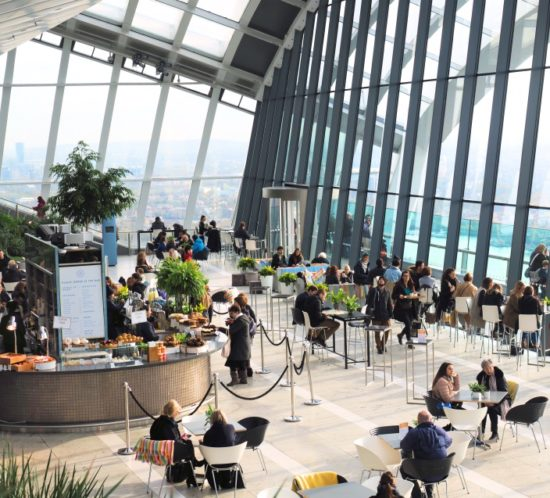 Sky Garden, London - S Marks The Spots Blog