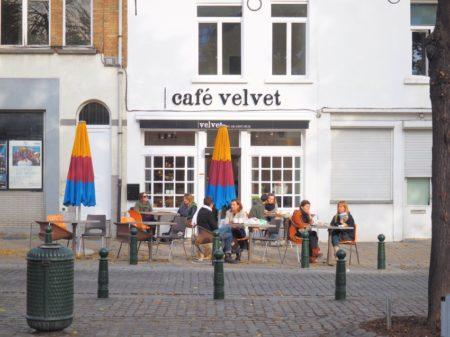 Velvet Cafe, Brussels - S Marks The Spots Blog