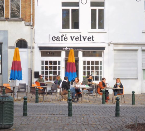 Velvet Cafe, Brussels - S Marks The Spots Blog