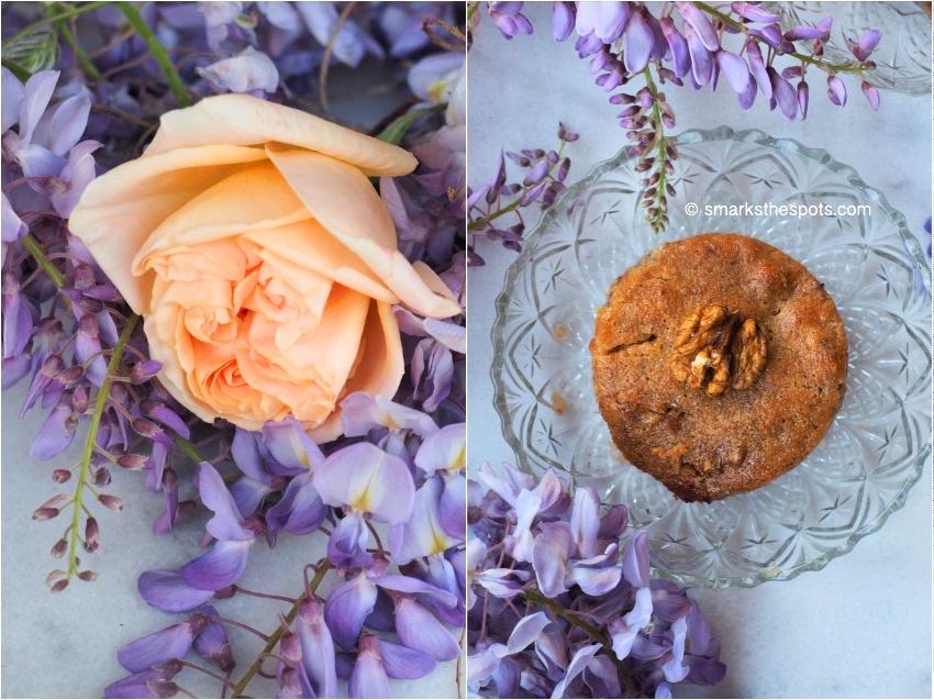 Coconut & Walnut Syrup Cake - S Marks The Spots Blog