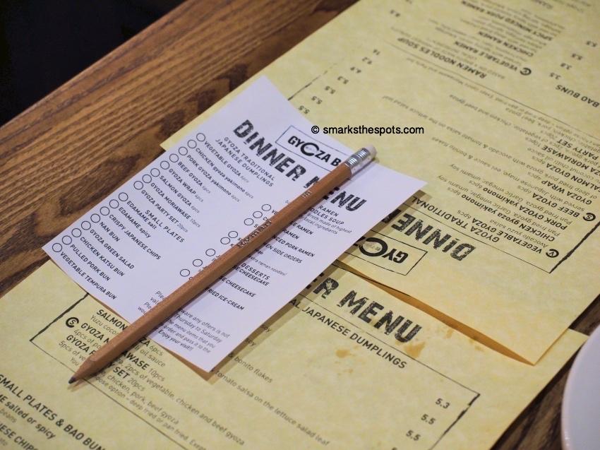Gyoza Bar, London - S Marks The Spots Blog