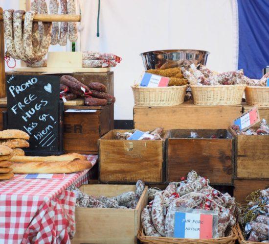 Sablon Gourmet Market, Brussels - S Marks The Spots