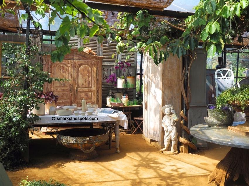 Petersham Nurseries, Richmond - S Marks The Spots Blog