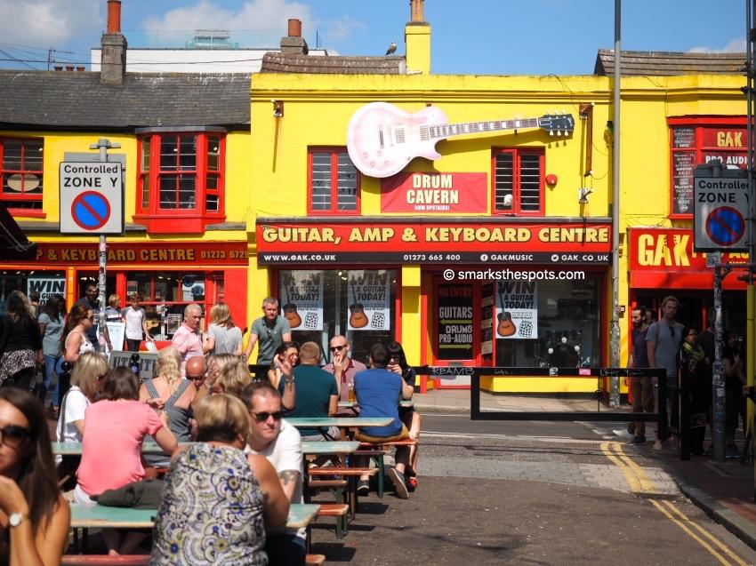 Brighton, UK Photo Diary - S Marks The Spots Blog