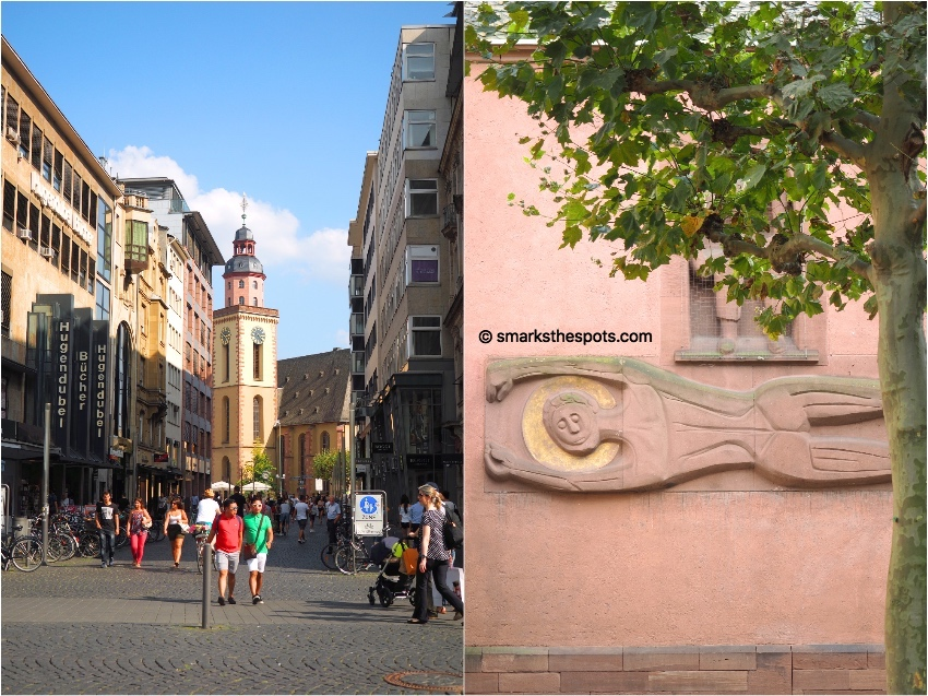 Frankfurt, Germany Photo Diary - S Marks The Spots Blog