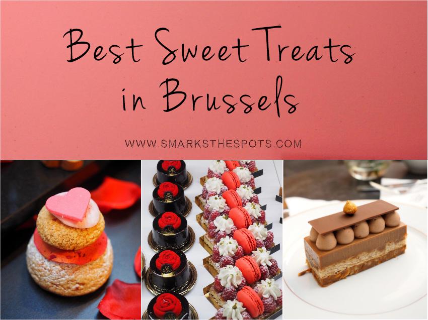 Best Sweet Treats in Brussels - S Marks The Spots Blog