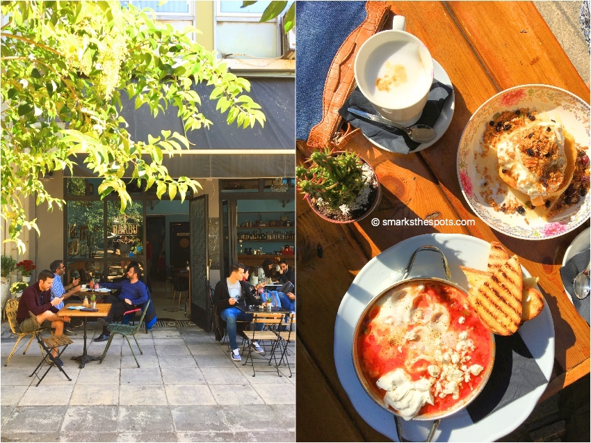Monsieur Barbu, Athens - S Marks The Spots Blog