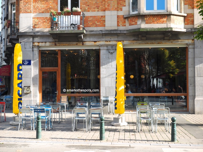 Damejeanne Cafe, Brussels - S Marks The Spots Blog