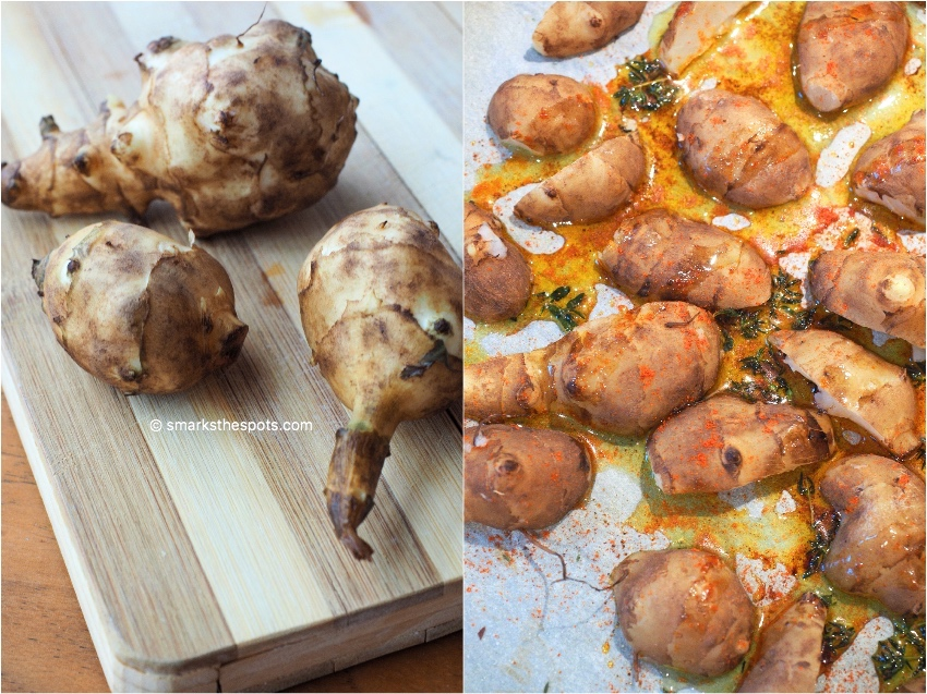 Crispy Jerusalem Artichokes Recipe - S Marks The Spots Blog
