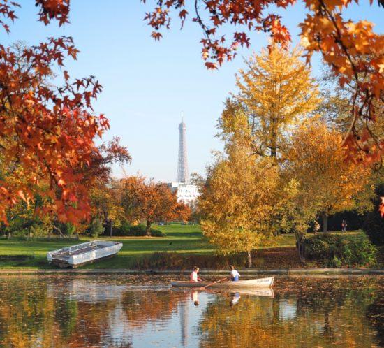 Bois de Boulogne, Paris - S Marks The Spots Blog