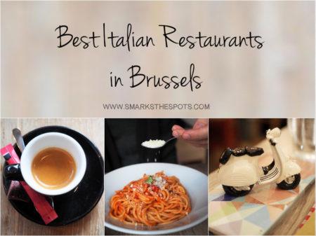 Best Italian Restaurants in Brussels - S Marks The Spots Blog