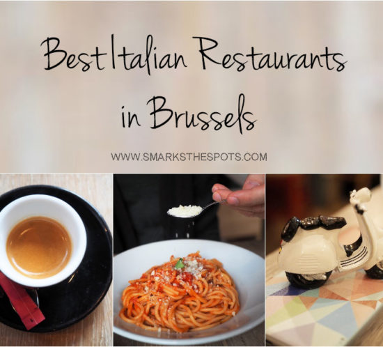 Best Italian Restaurants in Brussels - S Marks The Spots Blog